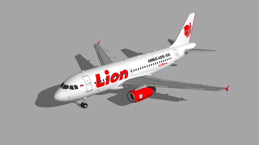 Lion Air Airbus A319-100