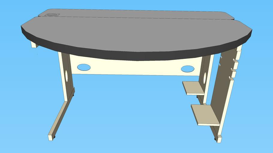 Collaborative Computer Desk