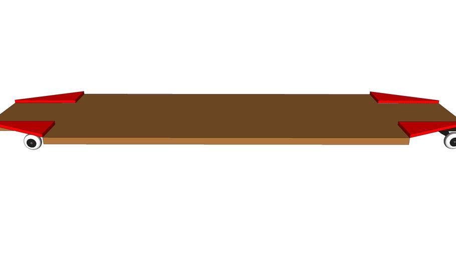 longboard model 1