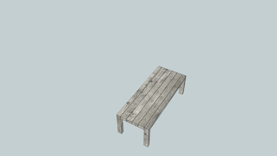 Article Atica Outdoor Table