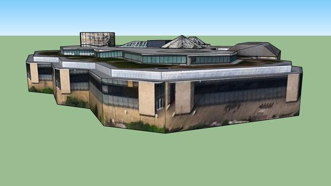 Bygning i Edinburgh EH3 5LP, Storbritannien