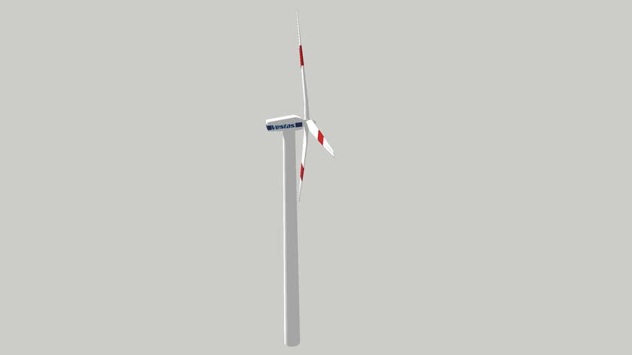 Madeira Wind Turbine 010
