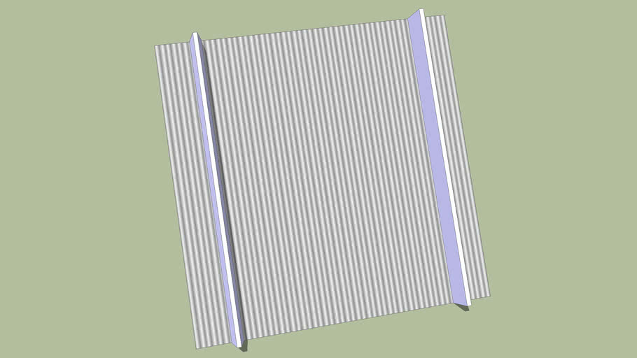 Digespo - Solar Collector Module with Parabola Shadowing Penalties