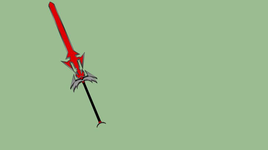 Espada de Redstone