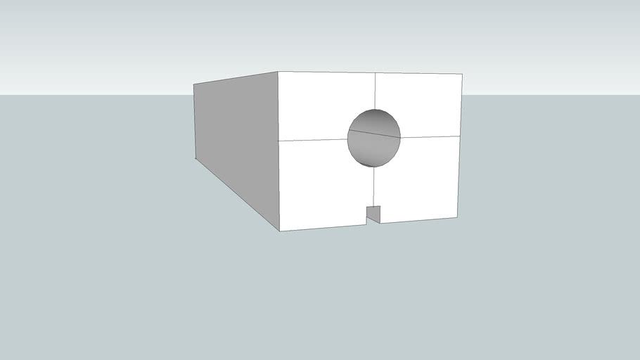 Modelo Base da Balsa