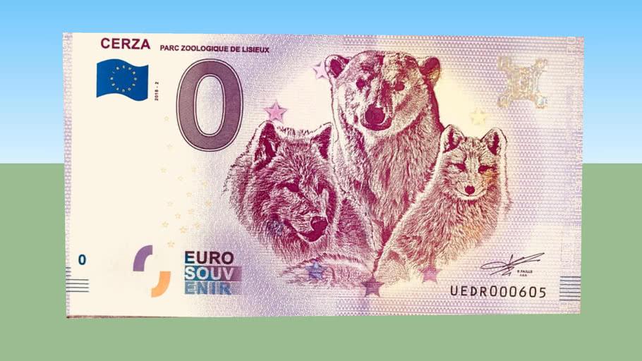 Zero euro - 0 €