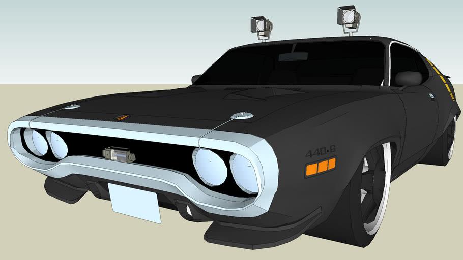 V8 Hemi Roadrunner