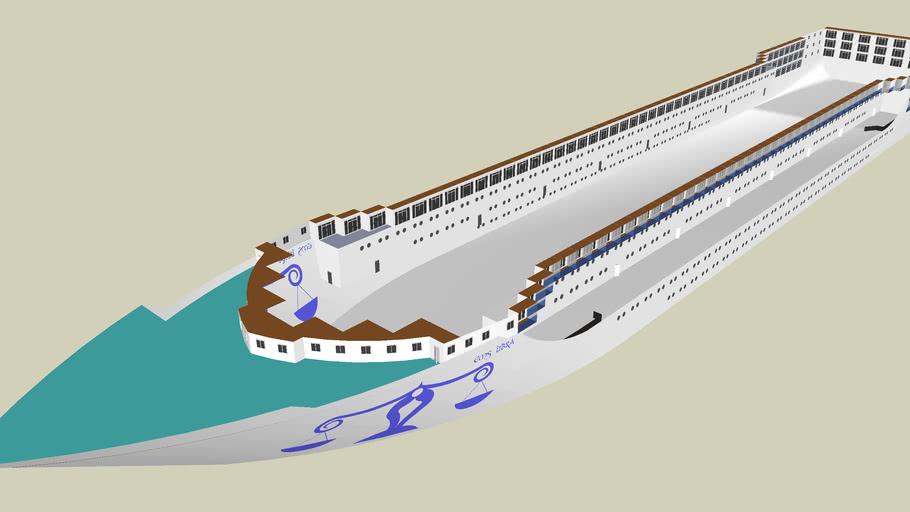 "Cruiseship ""EMS Libra"" (Part 1 of 3)"