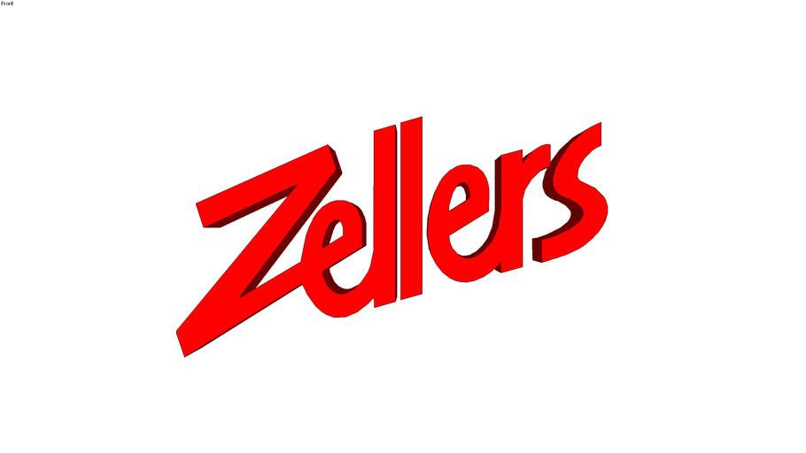 Zellers Department Store logo