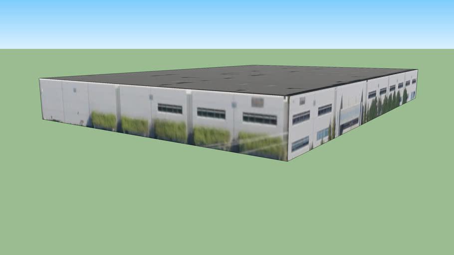 Building in Davis, CA, USA