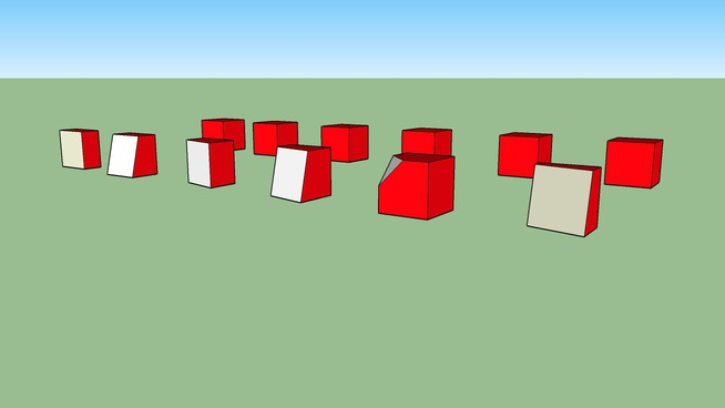 Cube Cuts