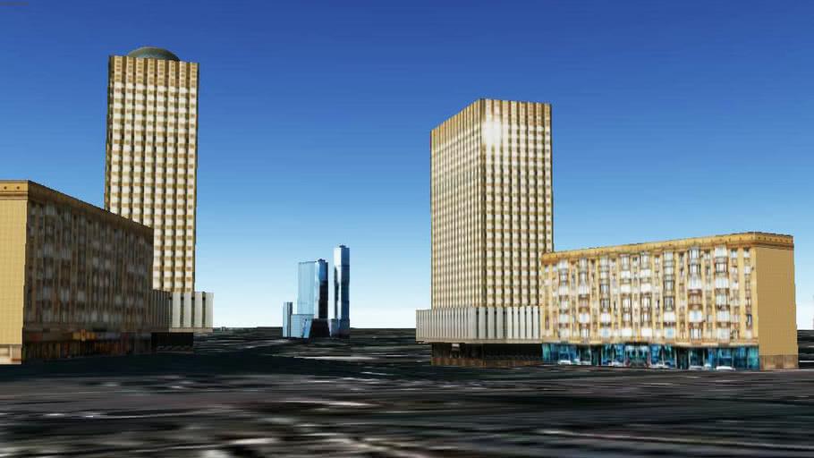 "Hotel ""Golden Ring"" and ""Belgrade"""