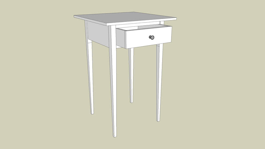 Shaker Table from Woodworking Magazine issue 2
