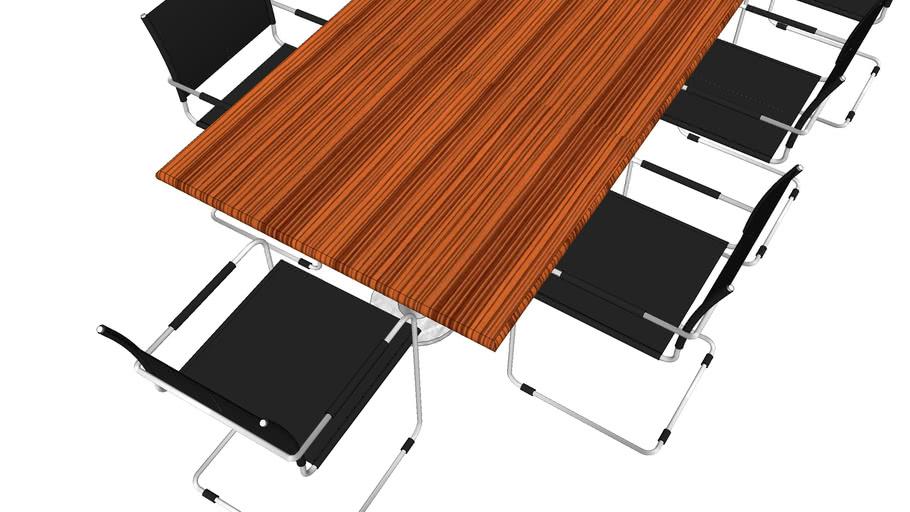 uredski stol za sastanke
