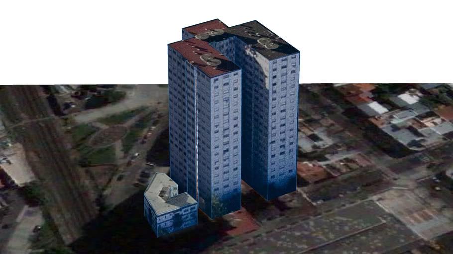 Edificio en Núñez, Capital Federal, Argentina
