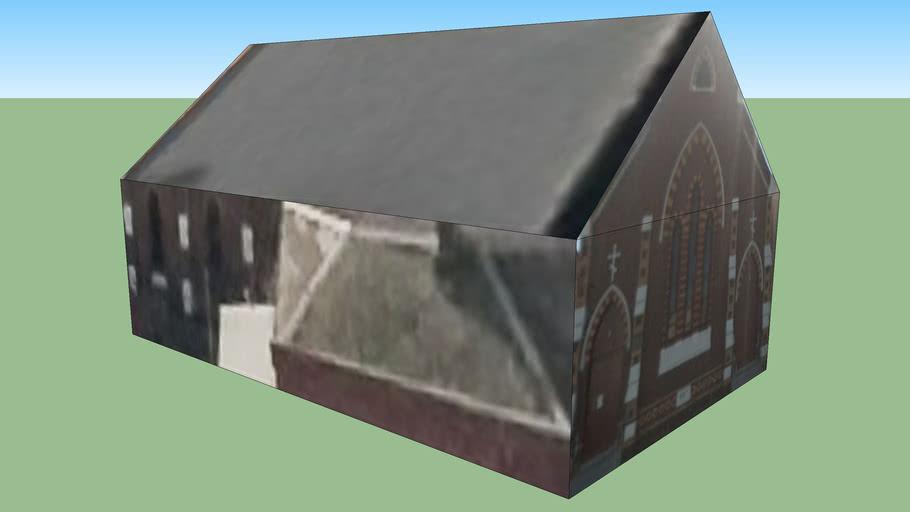 维多利亚 3054, 澳大利亚的建筑模型