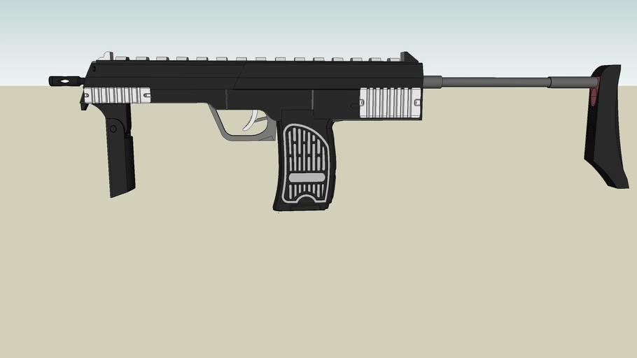 HK MP7 steel