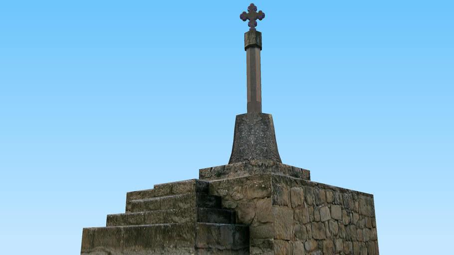 Creu del Monestir de Santa Maria de Serrateix