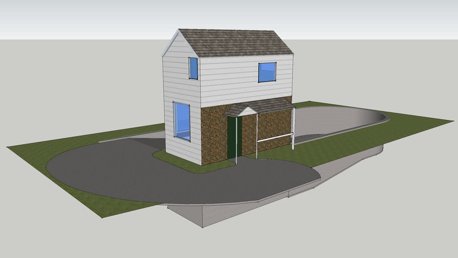 200sq ft house