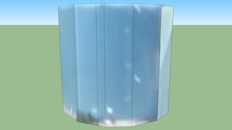 Water Tank in Knoxville, TN 37914, USA