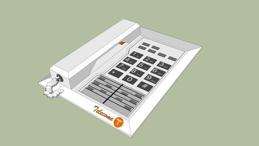 1999 TELECOME HOME PHONE