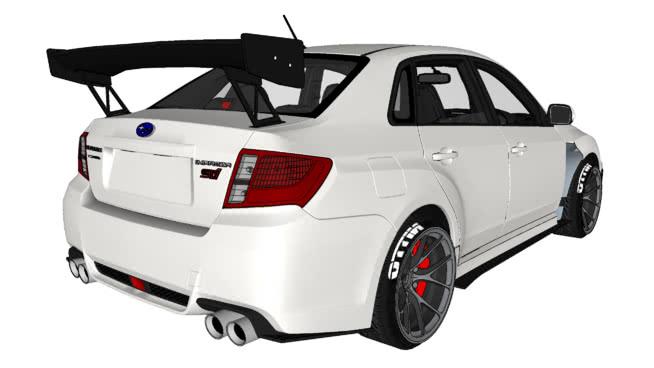 Subaru ImPreza STX