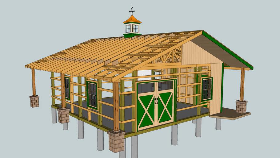 Pole Barn Shop