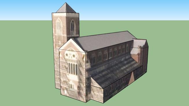 Church in Birmingham, UK