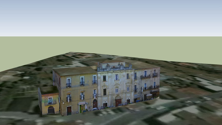 palazzo Campochiaro