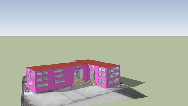 M.E.V. Özel İzmir İlköğretim Okulu 1.Kademe Binası(Avni Akyol)