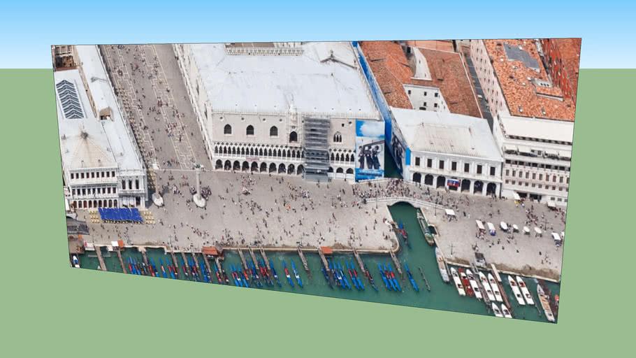 Bâtiment situé Venise VE, Italie