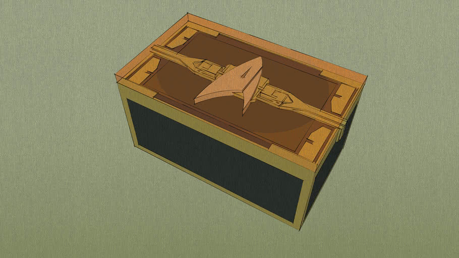Star trek discovery box
