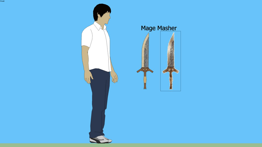 Final Fantasy 12 Mage Masher
