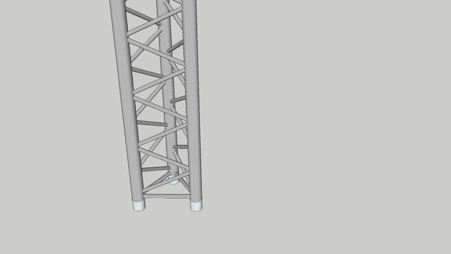 Poutre universelle Triangulaire - Serie 300- PA.310.U - 1.00m