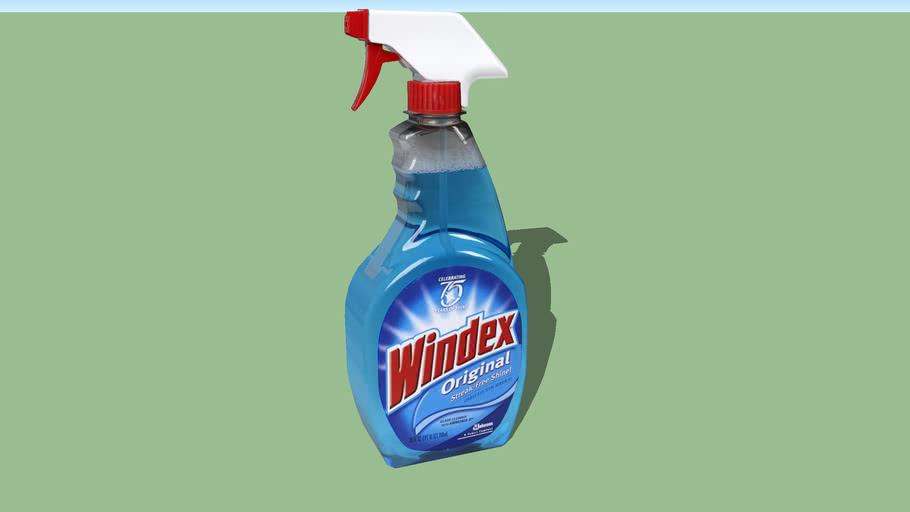 Windex Bottle