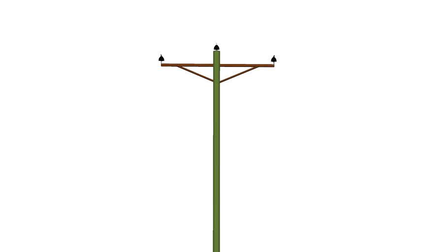 Triple-Phase Pole(2A)