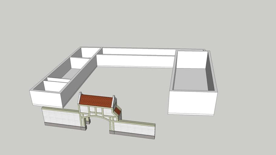 Etude228 Rénovation corps de ferme 01