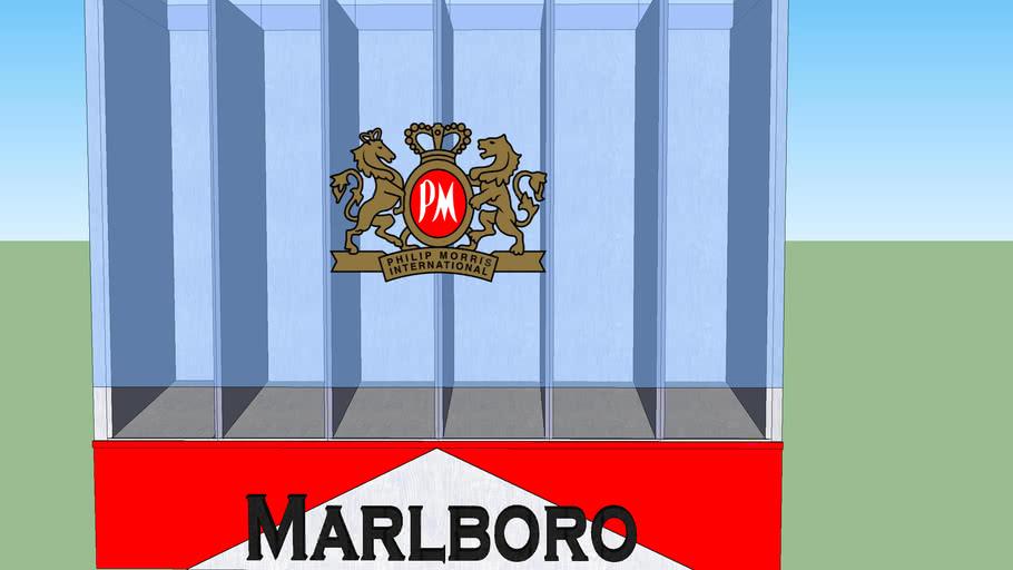 Marlboro sigaret dispencer