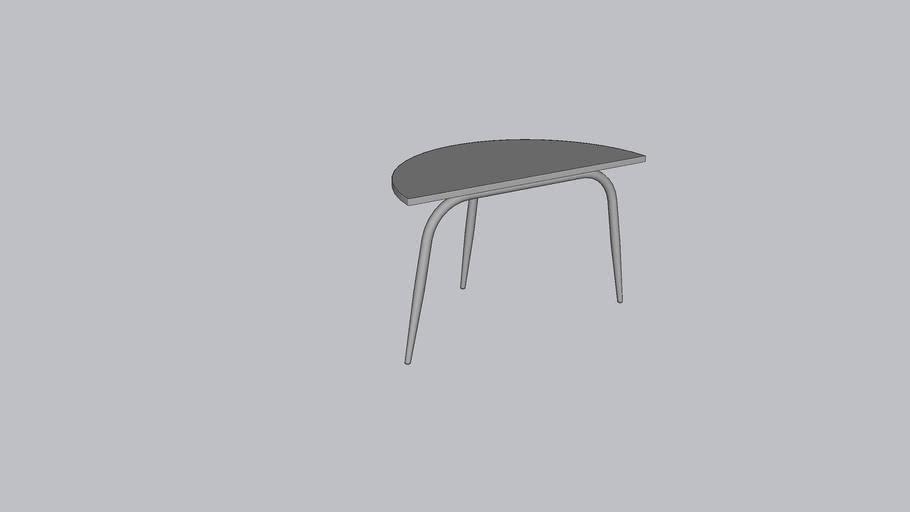 TABLE PALOMA H75 - PALOMA TABLE H75 - LES GAMBETTES PRIX HT REMISÉ 15% - 198,33€