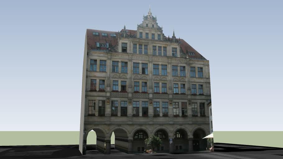 New City Hall, Görlitz, Germany
