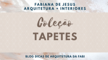TAPETES • RUGS