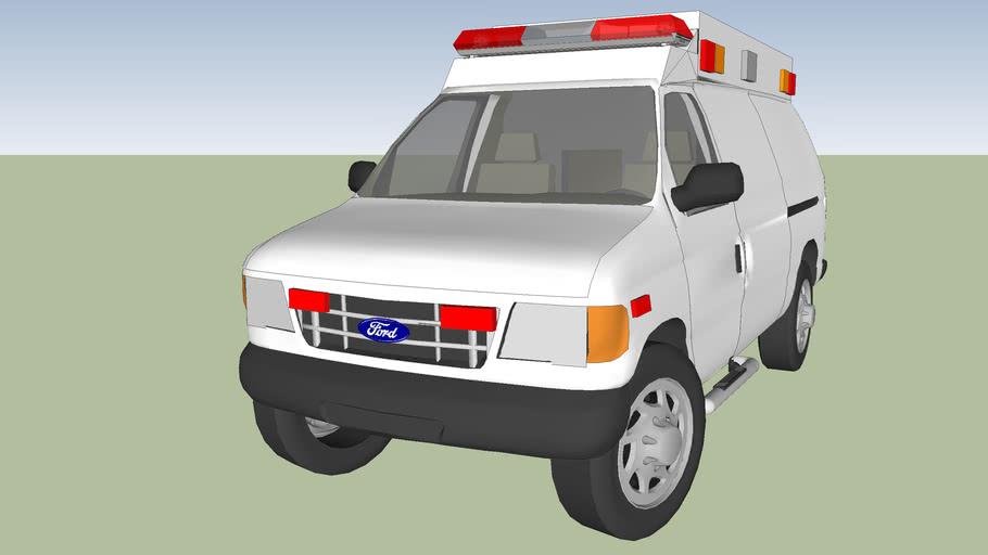 Type 2 Ambulance model 1995