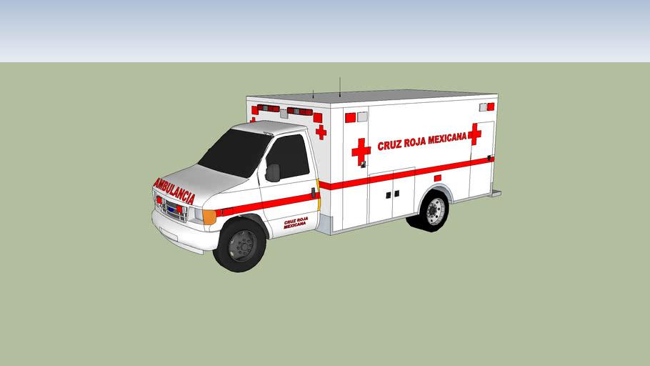 cruz roja mexicana ambulancia de boca de rio veracruz