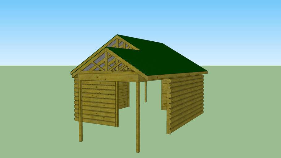 2 Porch Forge Building