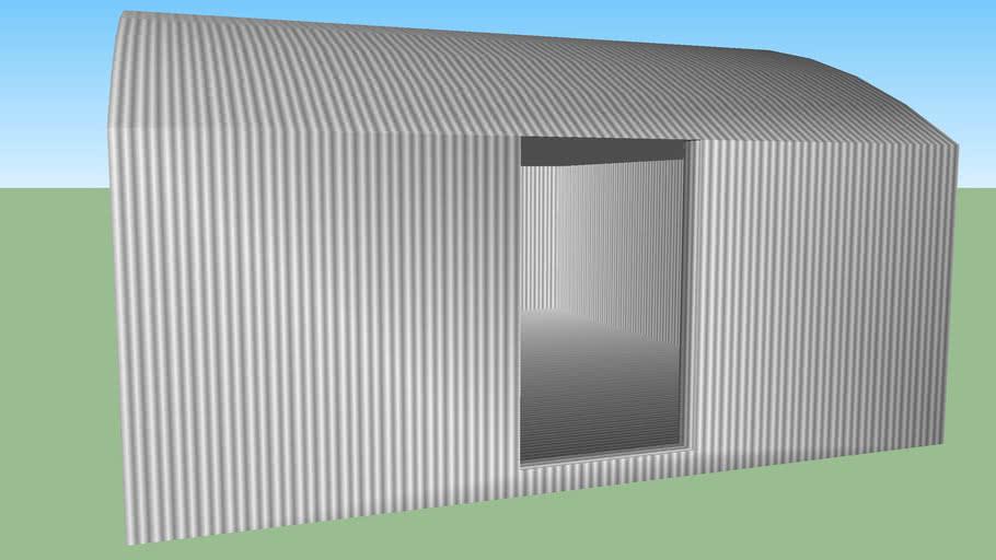 Basic 3d warehouse
