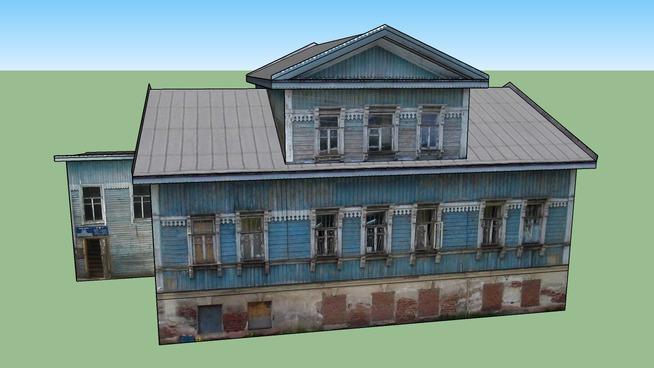 Дом купчихи Дарьи Волковой