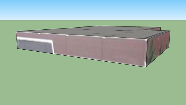 Aldi in Wyandotte, MI 48192, USA | 3D Warehouse