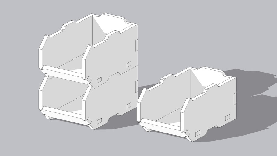 Bolt Storage Container