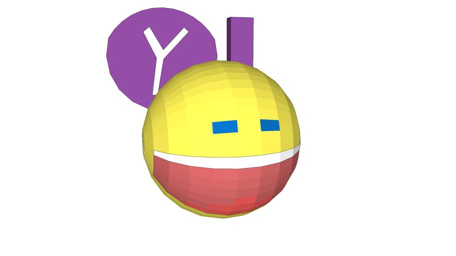 Yahoo shortcut icon.