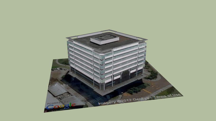Centro Empresarial Mario Henrique Simonsen - Bloco 2